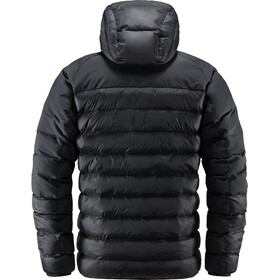 Haglöfs Dala Mimic Hood Jacket Men true black